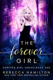 bargain ebooks The Forever Girl Fantasy / Horror by Rebecca Hamilton