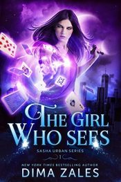 bargain ebooks The Girl Who Sees Fantasy by Dima Zales