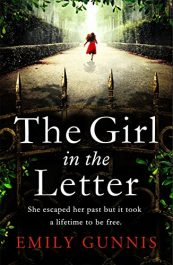 amazon bargain ebooks The Girl in the Letter Historical Fantasy by Emily Gunnis
