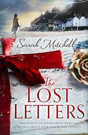 amazon bargain ebooks The Lost Letters Historical Fiction by Sarah Mitchell