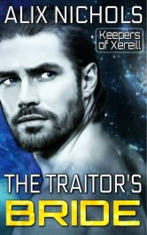 bargain ebooks The Traitor's Bride SciFi Romance by Alix Nichols