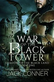 bargain ebooks War of the Black Tower Epic Fantasy by Jack Conner