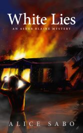 amazon bargain ebooks White Lies Traditional Mystery by Alice Sabo