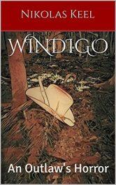 amazon bargain ebooks Windigo Horror by Nikolas Keel