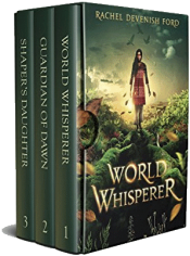 bargain ebooks World Whisperer Fantasy Box Set 1-3 Fantasy by Rachel Devenish Ford