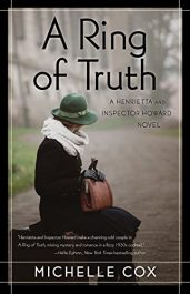 amazon bargain ebooks A Ring of Truth Historical Fiction by Michelle Cox
