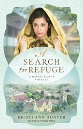 bargain ebooks A Search for Refuge Historical Fiction by Kristi Ann Hunter