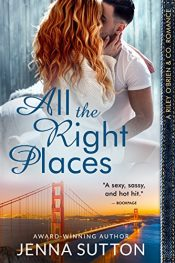 bargain ebooks All the Right Places Contemporary Romance by Jenna Sutton