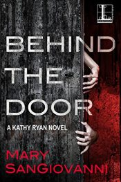 bargain ebooks Behind the Door Horror by Mary SanGiovanni