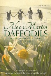 bargain ebooks Daffodils Historical Fiction by Alex Martin