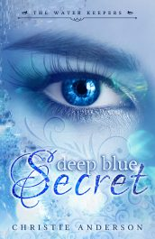 bargain ebooks Deep Blue Secret (The Water Keepers Book 1) Young Adult/Teen Romantic Fantasy by Christie Anderson