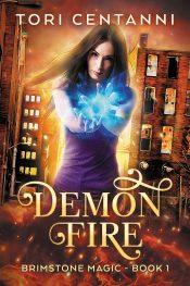bargain ebooks Demon Fire Urban Fantasy by Tori Centanni