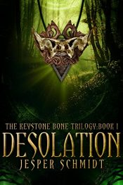 bargain ebooks Desolation Epic Fantasy by Jesper Schmidt
