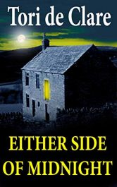 bargain ebooks Either Side of Midnight Women's Adventure / Thriller by Tori de Clare
