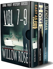 bargain ebooks Emma Frost Mysteries Vol 7-9  Mystery/Thriller by Willow Rose