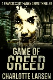 bargain ebooks Game of Greed Mystery / Thriller by Charlotte Larsen