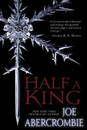 amazon bargain books Half A King Dark Fantasy by Joe Abercrombie