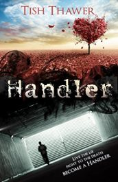 bargain ebooks Handler Science Fiction by Tish Thawer