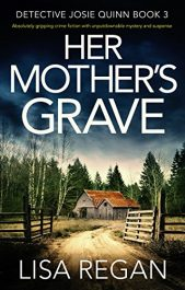 bargain ebooks Her Mother's Grave Crime Thriller by Lisa Regan