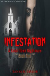 amazon bargain ebooks Infestation: A Small Town Nightmare Occult Horror by Tanya R. Taylor