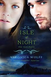 bargain ebooks Isle of Night Young Adult/Teen Horror by Veronica Wolff