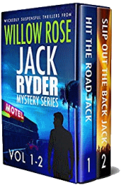 bargain ebooks Jack Ryder Mystery Series Vol 1-2  Mystery/Thriller by Willow Rose