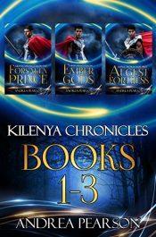 amazon bargain ebooks Kilenya Chronicles Books 1-3 Fantasy by Andrea Pearson