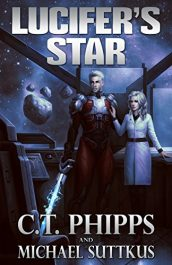 amazon bargain ebooks Lucifer's Star Science Fiction by C.T. Phipps & Michael Suttkus