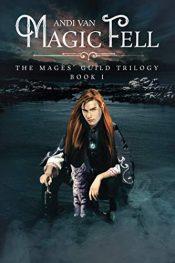 bargain ebooks Magic Fell Young Adult/Teen Fantasy by Andi Van