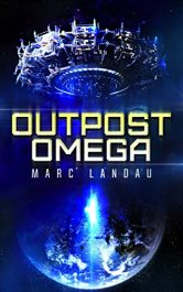 bargain ebooks Outpost Omega Science Fiction by Marc Landau