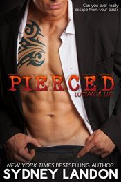 bargain ebooks Pierced Erotic Romance by Sydney Landon