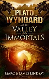 amazon bargain ebooks Plato Wyngard and the Valley Of Immortals Action Adventure by Marc & James Lindsay