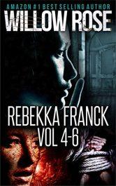 bargain ebooks Rebekka Franck Vol 4-6 Mystery Thriller by Willow Rose