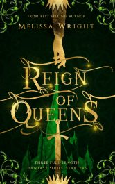 bargain ebooks Reign of Queens Fantasy by Melissa Wright
