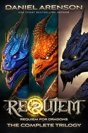 amazon bargain ebooks Requiem: Requiem for Dragons Fantasy by Daniel Arenson