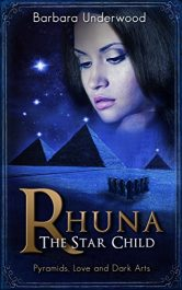 amazon bargain ebooks Rhuna - The Star Child Occult Horror by Barbara Underwood