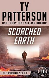 amazon bargain ebooks Scorched Earth Thriller by Ty Patterson