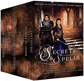 bargain ebooks Secrets & Spells: 6 Fantasy Novels Fantasy Anthology by Multiple Authors
