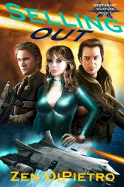 bargain ebooks Selling Out Science Fiction by Zen DiPietro