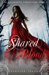 bargain ebooks Shared Blood Young Adult/Teen by Nicholas Jordan