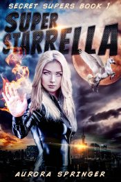 bargain ebooks Super Starrella SciFi/Fantasy Romance by Aurora Springer