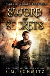 bargain ebooks Sword of Secrets Mythic Fantasy by S.M. Schmitz