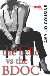 bargain ebooks The Belle vs. the BDOC Erotic Romance by Amy Jo Cousins