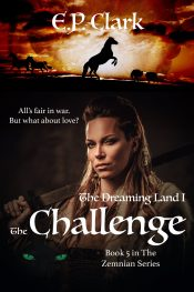 bargain ebooks The Dreaming Land I: The Challenge Epic Fantasy by E.P. Clark