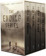 bargain ebooks The Ending: Complete Series Post-Apocalyptic Science Fiction by Lindsey Pogue