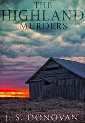 bargain ebooks The Highland Murders Horror by J.S. Donovan
