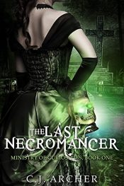 bargain ebooks The Last Necromancer Historical Fantasy by C.J. Archer