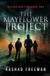 bargain ebooks The Mayflower Project Post Apocalyptic Thriller by Rashad Freeman