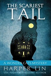 bargain ebooks The Scariest Tail Cozy Mystery by Harper Lin