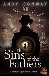 bargain ebooks The Sins of the Fathers Time Travel SciFi by Andy Conway